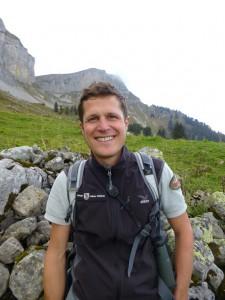 Ranger Lukas Schärer
