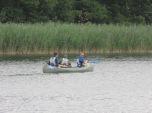 Den letzten Tag nutzten wir um den Nationalpark auf dem Wasser zu erkunden
